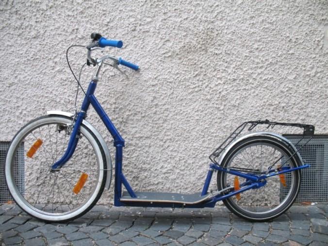 tretroller erwachsene bikekitchen augsburg. Black Bedroom Furniture Sets. Home Design Ideas