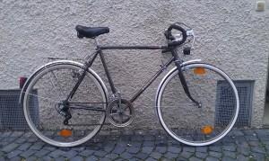Stadtrad mit Rennlenker 28 Zoll