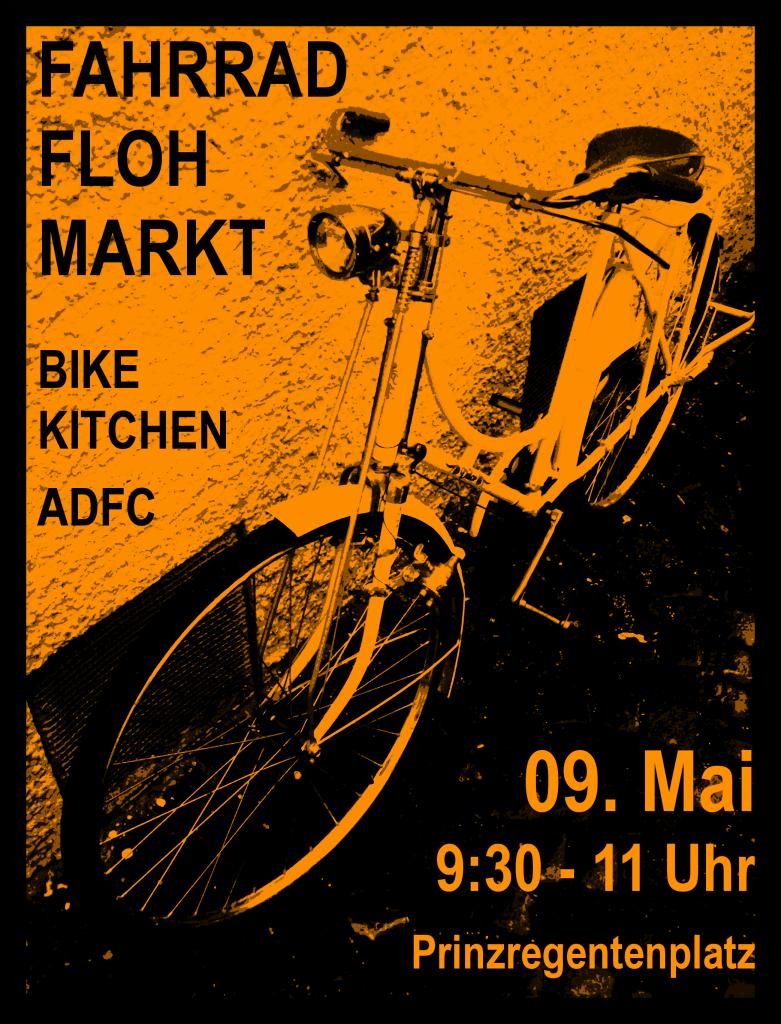 Fahrrad Flohmarkt Augsburg 1