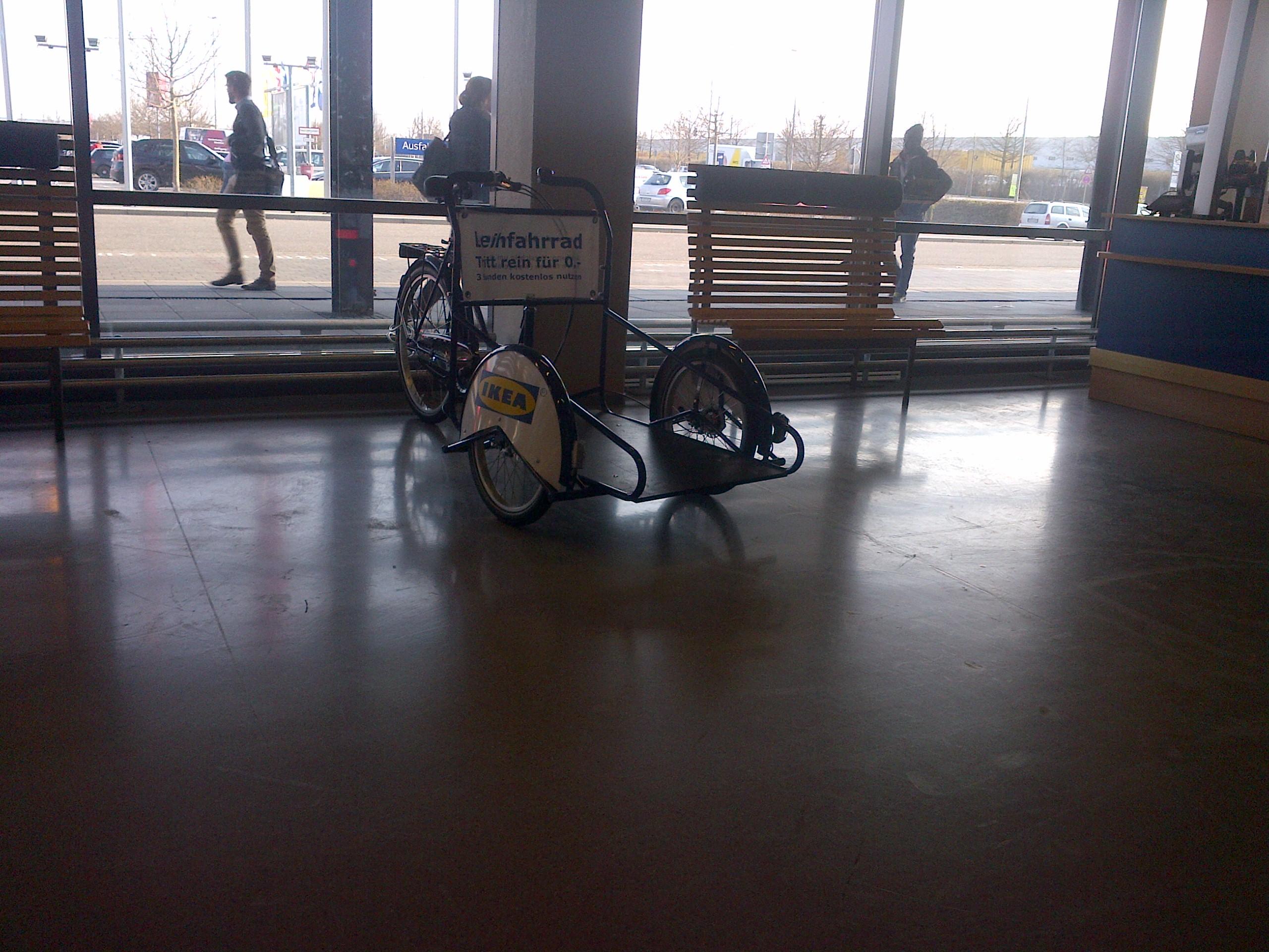 lastenr der ausleihen in augsburg teil 1 das ikea rad bikekitchen augsburg. Black Bedroom Furniture Sets. Home Design Ideas